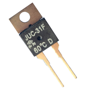 JUC-31F bimetal thermostat bimetal thermal switch