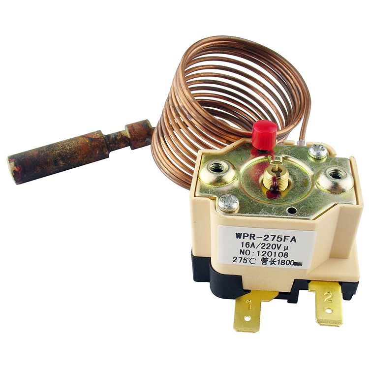 F series thermostat high temperature type