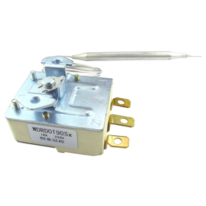 WDRD series thermostat with high temperature or low temperature setting