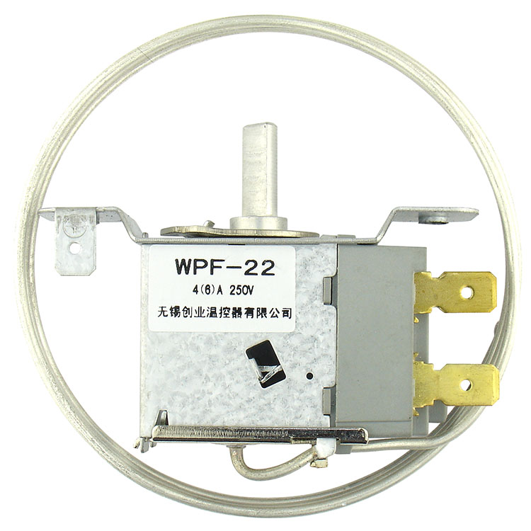 WPF capillary thermostat for for refrigerator deep freezer and drinking fountain